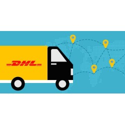 DHL Express Shipping Module with Print Label