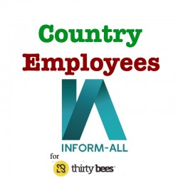 Country Employees