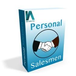 Personal Salesmen