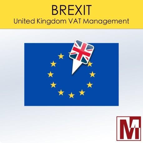 Brexit UK VAT Management Module